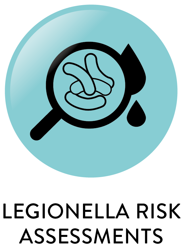 Legionella Badge