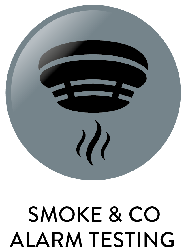 Smoke CO alarm testing
